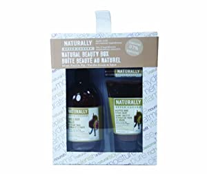Upper Canada Soap Beauty Box Gift Set, Naturally Vanilla Fig