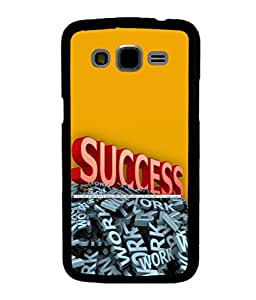 printtech Cool Quotes Success Back Case Cover for Samsung Galaxy J5::Samsung Galaxy J5 J500F
