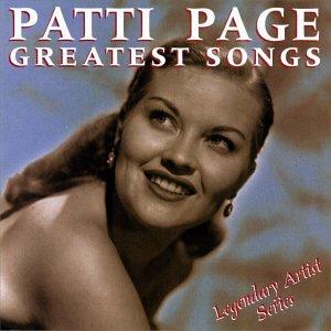Patti Page - Patti Page: Greatest Songs - Lyrics2You