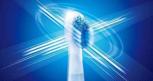 オムロン 音波式電動歯ブラシ メディクリーン HT-B471-W ホワイト
