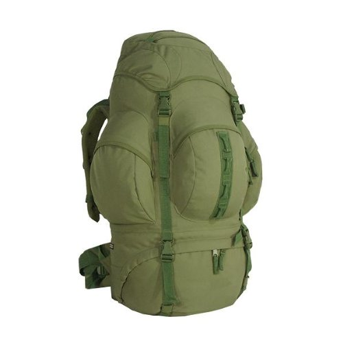 HIGHLANDER FORCES 55L RUCKSACK/BACKPACK ARMY MILITARY