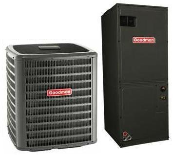 3 Ton Goodman 16 SEER R-410A Two-Stage Variable Speed Heat Pump Split System Reviews
