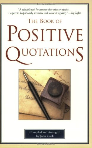The Book of Positive Quotations