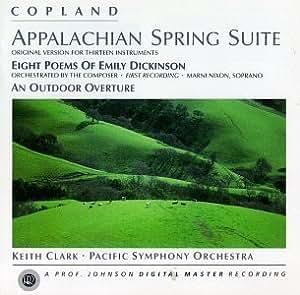 Appalchian Spring Suite