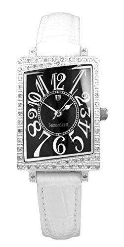 Lancaster mujer-reloj analógico de cuarzo cuero 0275SWW