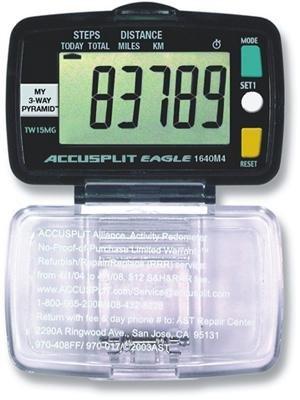 Cheap Accusplit Ae1640 Step & Distance Pedometer (B001KK6HG0)