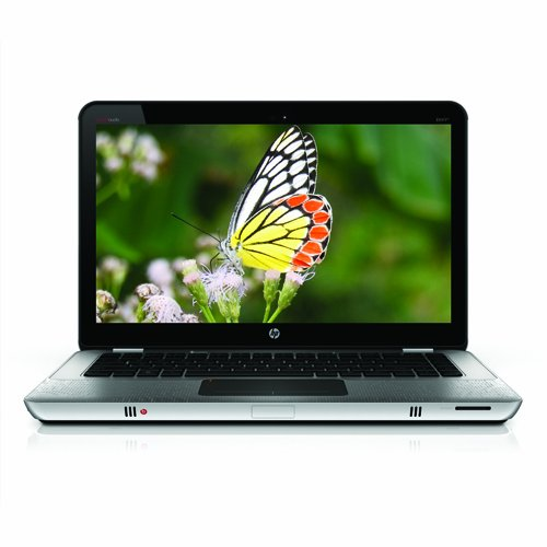 HP Envy 14-1110nr 14.5-Inch Relic Laptop PC - Up to 3.45 Hours of Battery Life (Carbon)