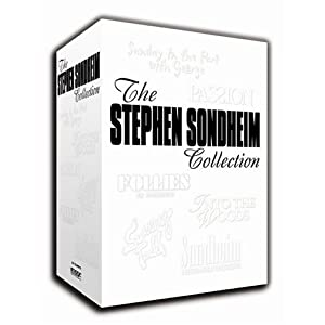 The Stephen Sondheim Collection (1991) - Save: 35%