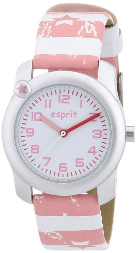 Esprit Unisex-Armbanduhr nautical sailor Analog Quarz Resin ES105284011