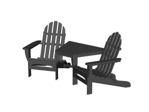 Patio Chair and Table
