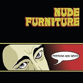 The Strobe Light Made Me Sick Nude Furniture