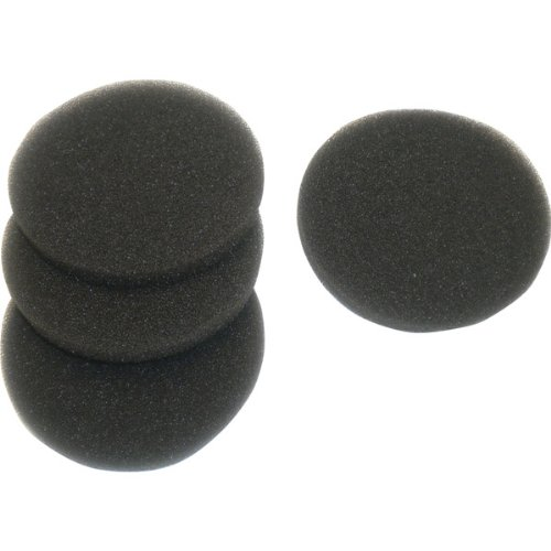 Brand New Metrovac Electronic Duster Replacement Foam Filters - 3-Pack