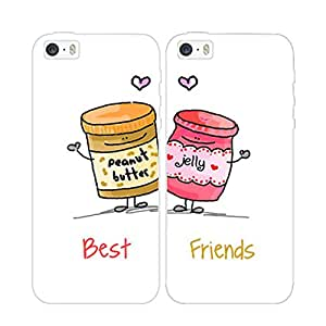 Diwali Gifts Jam Best FriendsDesign Mobile Iphone 6 & 6s Back Cover/ Case / M