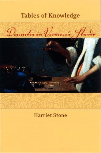 Tables of Knowledge: Descartes in Vermeer's Studio