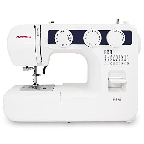 Necchi FA16 Mechanical Sewing Machine (Necchi Sewing Machine Zipper Foot compare prices)