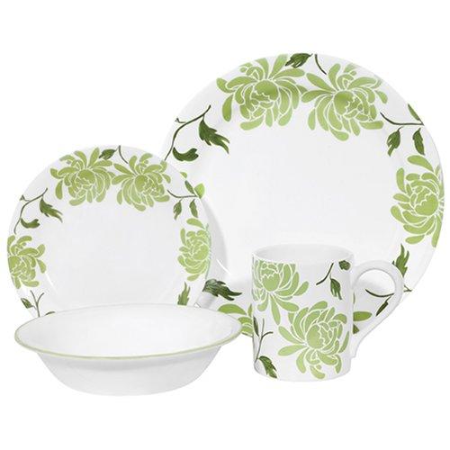 Amazon.com: Corelle Impressions 16-Piece Dinnerware Set, Service for 4