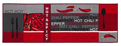 andiamo-282649-kuchenlaufer-hot-pepper-100-polyamid-rot-250-x-67-x-05-cm