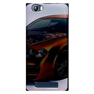 Shopme Printed Designer Back cover_4788_for Lava A88