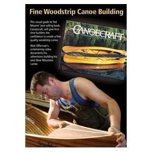 Fine Woodstrip Canoe Building with Nick Offerman