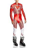 Hyra Mono de Esquí Livigno (Rojo)