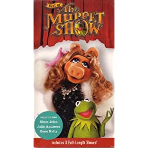 Best of the Muppet Show - Elton John / Julie Andrews / Gene Kelly movie