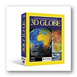 Topics Entertainment National Geographic Presents 3D Globe (2Cds)