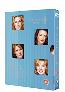 Sex and the City: Complete HBO Season 4 [DVD]