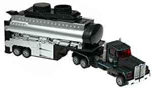 Transformers RID Robots in Disguise Deluxe SCOURGE Tanker Truck (2001 Hasbro)
