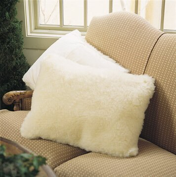 SnugFleece Imperial Wool Pillow Sham (1-1/4