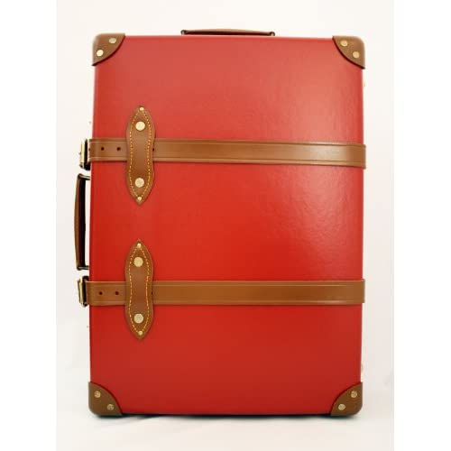 "GLOBE TROTTER グローブ・トロッター『正規取扱店』CENTENARY Red 21""Trolley Case"