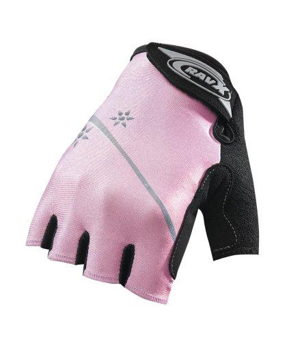 Buy Low Price RavX Fit X Ladies Pink Short Finger Glove (G1LP18-24)