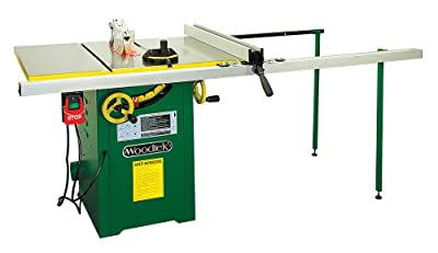 "Woodtek 159665, Machinery, Table Saws, 10"" Lt 2hp Hybrid Table Saw, 52"" Fence"