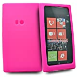 Accessory Master Silicone Gel Case for Nokia Lumia N920 Pink