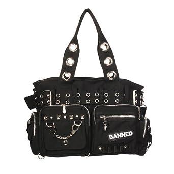 Banned Handtasche ROCK COP 754 black-black