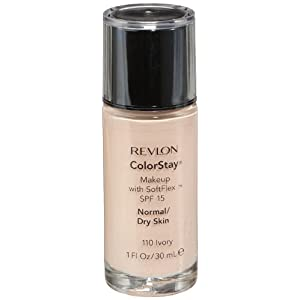 Revlon ColorStay Makeup with SoftFlex, Normal/Dry Skin, 1-Ounce