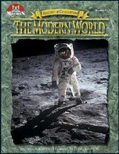 History of Civilization: The Modern World - 1945 .