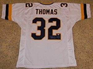 Anthony A-train Thomas Autographed Signed Michigan Wolverines #32 Jersey Mm -... by Sports+Memorabilia