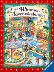 Ravensburger 02080 M.Wimmel-Adventskalender