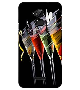COOLPAD NOTE 3 GLASSES Back Cover by PRINTSWAG