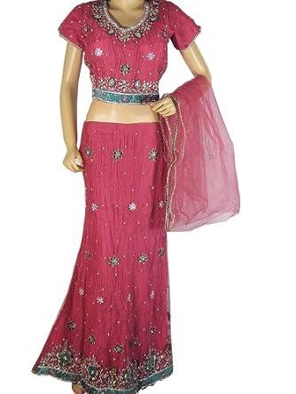 Indian Wedding Dresses Pink