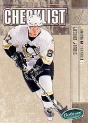 2005-06 Parkhurst #694 Sidney Crosby TC