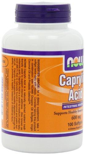 how to take caprylic acid