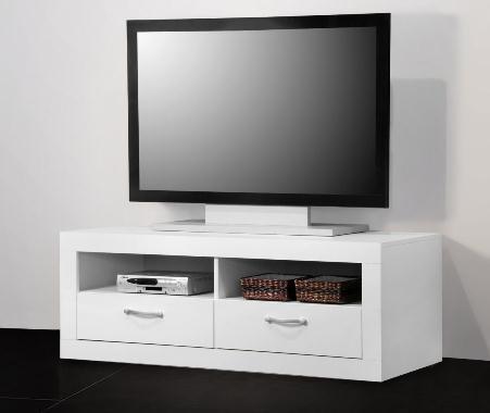 8011-TV-Teil-Fernseh-Tisch-Lowboard-wei
