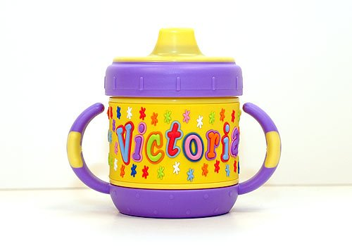 Personalized Sippy Cup: Victoria front-282982
