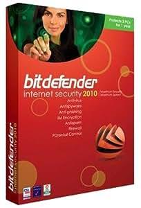 Bitdefender Internet Security 2010 - 3 Pc/2 Yr [OLD VERSION]