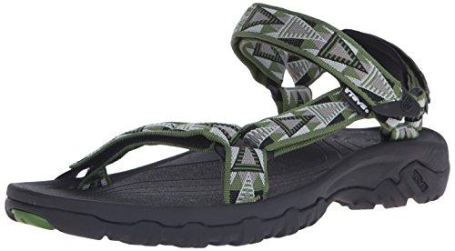 tevahurricane-xlt-ms-sandali-da-atletica-uomo-verde-grun-mosaic-green-896-42