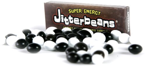 Jitterbeans Candy Coated Chocolate Covered Coffee Beans