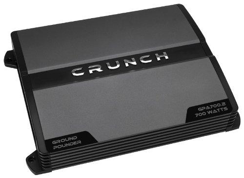 Crunch Gpa700.2 Ground Pounder Amplifier