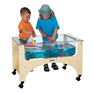 Jonti Craft Toddler See Thru Sensory Table from Jonti-Craft
