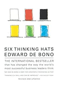 "Cover of ""Six Thinking Hats"""